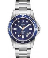Buy Bulova Mens Marine Star Steel Watch online