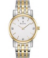 Buy Bulova Mens Diamonds Watch online