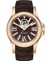 Buy Bulova Accutron Mens Kirkwood Rose Gold Watch online