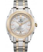 Buy Bulova Mens Precisionist Two Tone Watch online