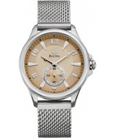 Buy Bulova Ladies Adventurer Bronze Silver Watch online