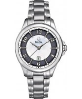 Buy Bulova Ladies Adventurer Silver Watch online