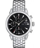 Buy Bulova Accutron Mens Gemini Chronograph Watch online