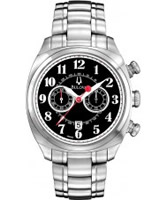Buy Bulova Mens Adventurer Chronograph Watch online