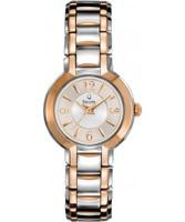Buy Bulova Ladies Dress Two Tone Watch online