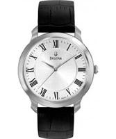 Buy Bulova Mens Dress Black Watch online