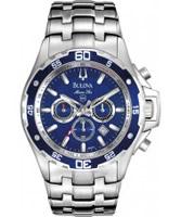 Buy Bulova Mens Marine Star Chronograph Watch online