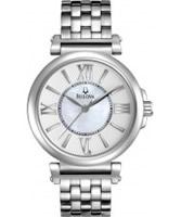 Buy Bulova Ladies Dress White Watch online