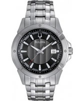 Buy Bulova Mens Dress Silver Watch online