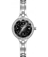 Buy Bulova Ladies Crystal Silver Watch online