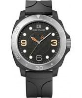 Buy BOSS Orange Mens Black H-2300 Watch online