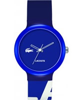 Buy Lacoste Purple Goa Watch online