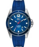 Buy Lacoste Mens Blue Seattle Watch online