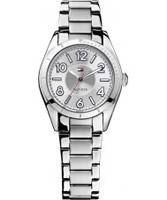 Buy Tommy Hilfiger Ladies Silver Hadley Watch online
