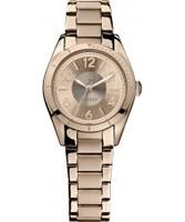Buy Tommy Hilfiger Ladies Rose Gold Hadley Watch online