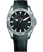 Buy BOSS Orange Mens Black H-7006 Watch online