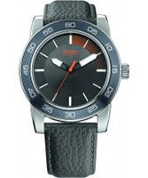 Buy BOSS Orange Mens Black H-0303 Watch online