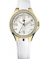 Buy Tommy Hilfiger Ladies White Toni Watch online
