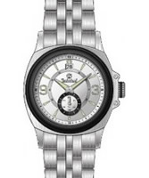 Buy Timberland Mens Block Island Silver Dial Bracelet Watch online