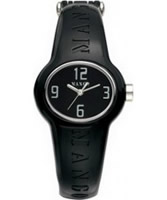 Buy Mango Ladies Bango Black Dial With Ceramic Plastic Case Watch online