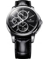 Buy Maurice Lacroix Mens Pontos Automatic Black Watch online
