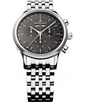Buy Maurice Lacroix Mens Les Classiques Chronograph Watch online