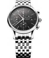 Buy Maurice Lacroix Mens Les Classiques Automatic Chrono Watch online