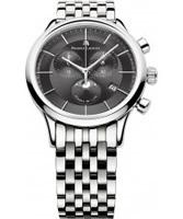 Buy Maurice Lacroix Mens Les Classiques Phases de Lune Watch online