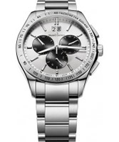 Buy Maurice Lacroix Mens Miros Chronograph Watch online
