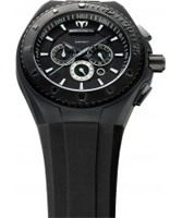 Buy TechnoMarine Cruise Original All Black Chronograph Watch online