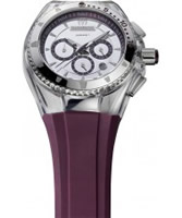 Buy TechnoMarine Cruise Original Chronograph Purple Watch online