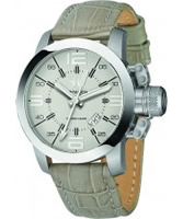Buy Metal CH Mens Initial Grey Watch online