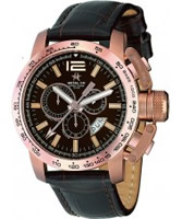 Buy Metal CH Mens Chronosport Gold Brown Watch online