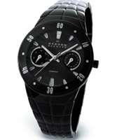 Buy Skagen Ladies Links Black Watch online
