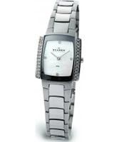 Buy Skagen Ladies Links Crystals Silver Glitz Watch online