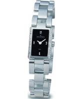 Buy Skagen Ladies  Links Black Silver Watch online
