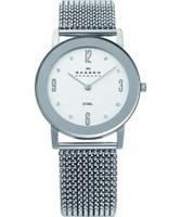 Buy Skagen Ladies All Silver Klassik Watch online