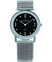 Buy Skagen Ladies Stone Mesh Watch online
