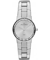Buy Skagen Ladies Silver Klassik Watch online