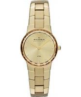 Buy Skagen Ladies Gold Klassik Watch online