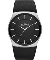 Buy Skagen Mens Black Klassik Watch online