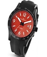 Buy Kennett Mens Altitude Red and White Sports Watch online