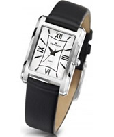 Buy Kennett Ladies Classic Elie Black Leather Strap Watch online