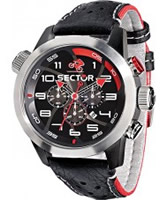 Buy Sector Mens Oversize Gift Set Chronograph Watch online