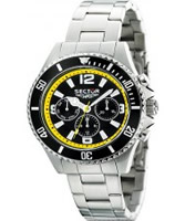 Buy Sector Mens 230 Range Black Multi Dial Watch online