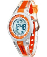 Buy Sector Street Digital Two Tone PU Strap Watch online