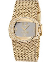 Buy Just Cavalli Ladies Gold Rich Watch online