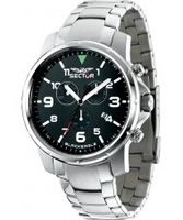 Buy Sector Mens Black Eagle Chronograph Steel Watch online