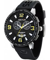 Buy Sector Mens 400 Range Chronograph Black Watch online