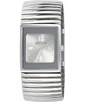 Buy Just Cavalli Ladies Silver Rainbow Watch online